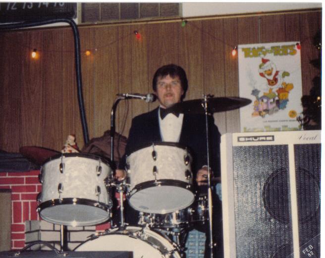 Chester Miarka - Drum
