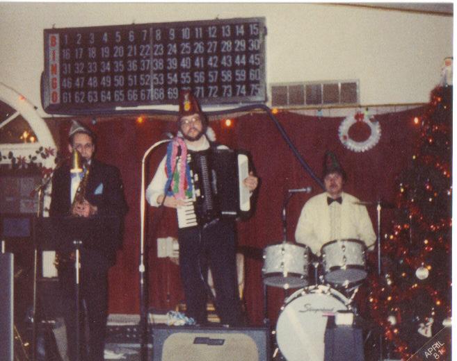 New Years 1980