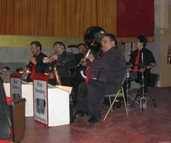 Dixie Land Band - Portage Theatre Grand re-opening 2006, Chicago, IL