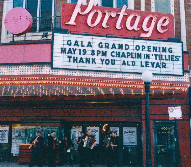 Portage Theatre Grand Opening MAY 2006